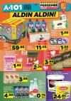 A101 9 Şubat 2017 Fırsat Ürünleri Katalogu - Fairy Platinum