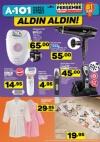A101 9 Şubat 2017 Katalogu - Fakir Saç Kurutma Makinesi