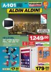 A101 Aktüel 16 Şubat 2017 Katalogu - LED Tv