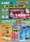 A101 Aldın Aldın 13 Nisan 2017 - Teknoloji Ürünleri