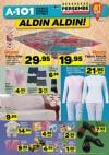 A101 Aldın Aldın 30 Mart - 6 Nisan 2017 Katalogu