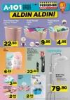A101 Aldın Aldın 4 Mayıs 2017 Fırsatları - Kirli Çamaşır Sepeti