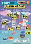 A101 Aldın Aldın 6 Nisan 2017 Katalogu