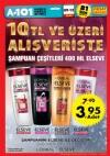 A101 Fırsatları 9-15 Ocak 2017 Katalogu - Loreal Elseve Şampuan