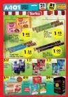 A101 Haftasonu 21 Ocak 2017 Katalogu - Colombo Seylan Çayı