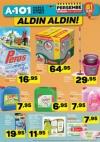 A101 Market 20 - 26 Nisan 2017 Katalogu - Parex Tinny Temizlik Seti