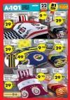 A101 Market 22 Aralık 2016 Katalogu - Taraftar Ürünleri