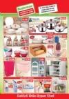 HAKMAR Aktüel Ürünler 21 Ocak 2016 Katalogu - Kütahya Porselen Yemek Takımı