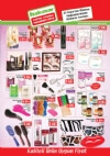 HAKMAR Fırsat Ürünleri 5 Mayıs 2016 Katalogu - Kozmetik