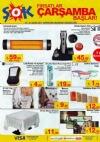 ŞOK 25 Ocak 2017 Katalogu - Sinbo İnfrared Isıtıcı