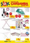 ŞOK 4 Ocak 2017 Katalogu - Sinbo Blender Seti