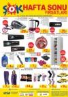 ŞOK Market 14 Ocak 2017 Katalogu - Oto Cam Suyu