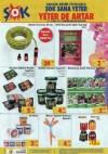 ŞOK Market 15 Mart - Bahçe Ürünleri