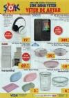 ŞOK Market 5 Nisan 2017 Katalogu - Piranha Stereo Kulaklık