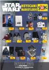 ŞOK Market Star Wars Heyecanı - 14 Aralık 2016 Katalogu