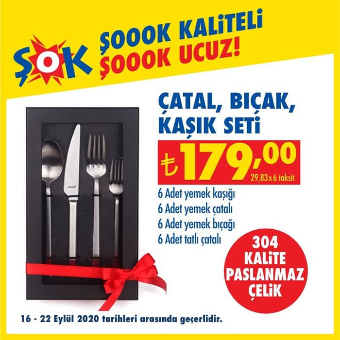 Kılıçlar Çatal Kaşık Bıçak Seti