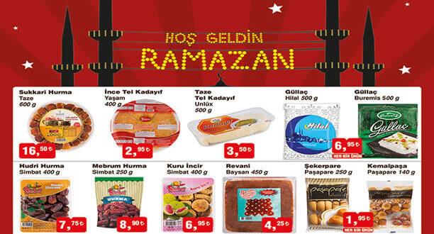 BİM Ramazan Özel - 2017