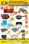 ŞOK 22 Nisan 2017 Aktüel Ürünler Katalogu