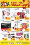 ŞOK 31 Aralık 2016 Aktüel Ürünler Katalogu